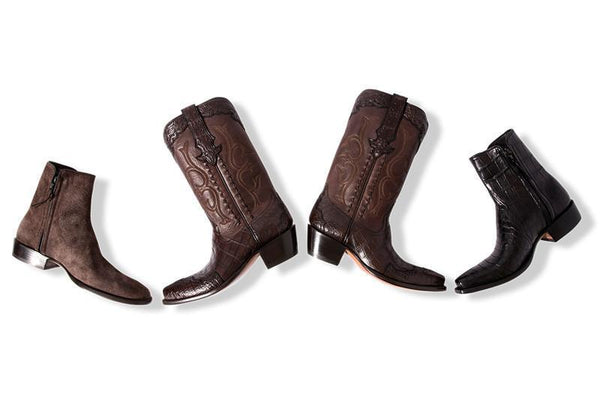 Stallion Boots: Icon of Americana style