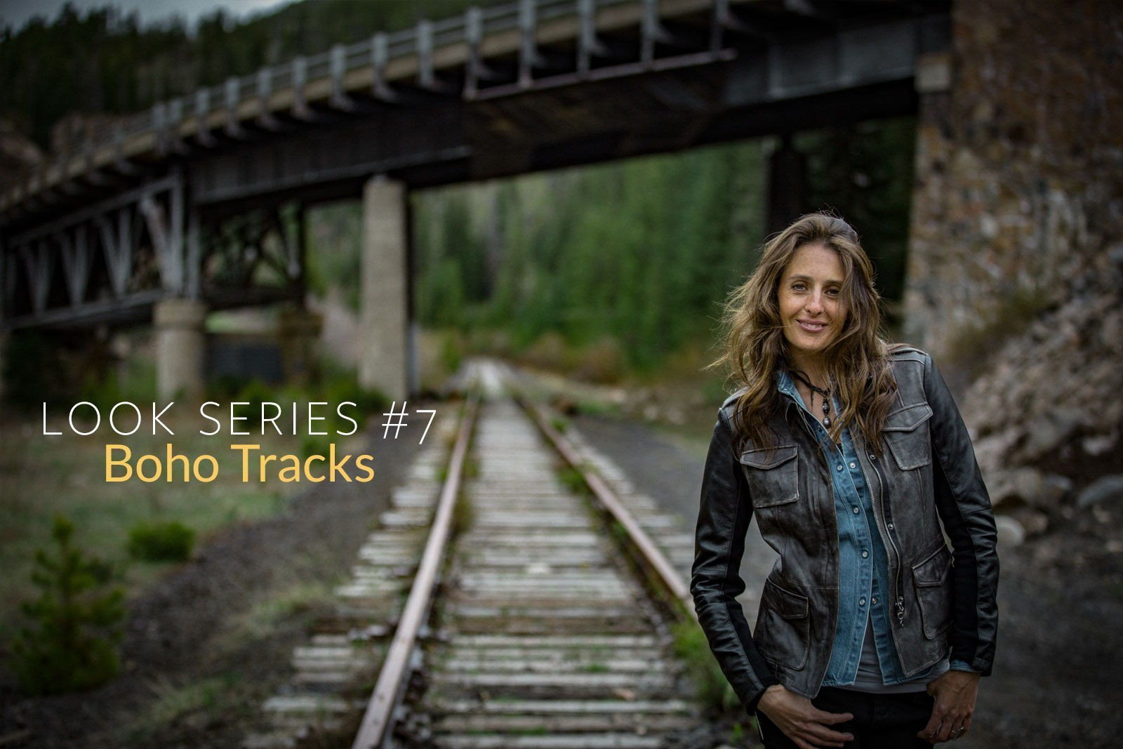 Look Series #7: Boho Tracks