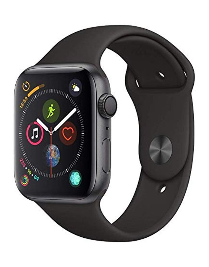 Apple Watch Series 4 Aluminum Case 44mm GPS Silver