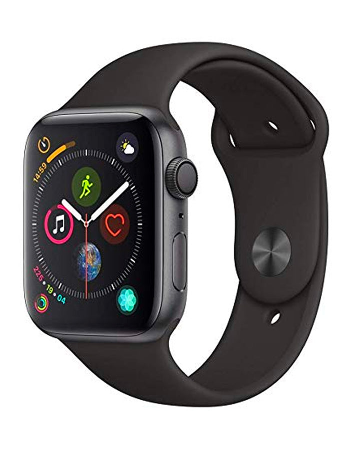 Apple Watch Series 4 Aluminum Case 44mm Cellular Space Gray