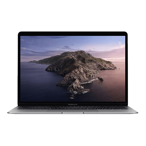MacBook Air 2018 13-inch Retina Space Gray - Very good