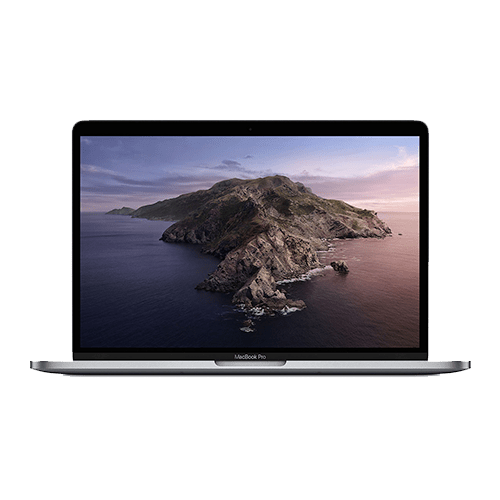 MacBook Pro 2017 (4 Thunderbolt with Touch Bar) 13-inch Retina Space Gray - Good