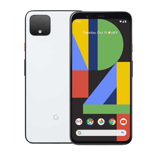 Google Pixel 4 AT&T 64GB Black - Good