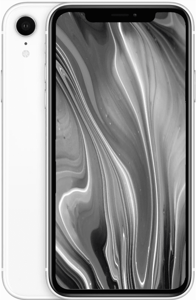 Apple iPhone XR Unlocked 64GB White - Good