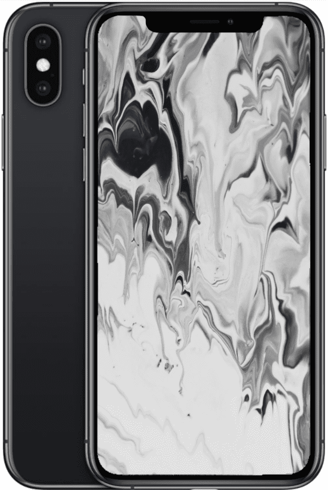 Apple iPhone XS Factory Unlocked 64GB Space Gray - Good