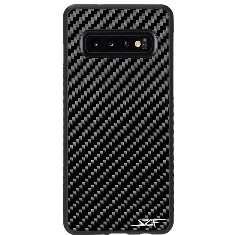 Samsung S10 Real Carbon Fiber Phone Case | CLASSIC Series