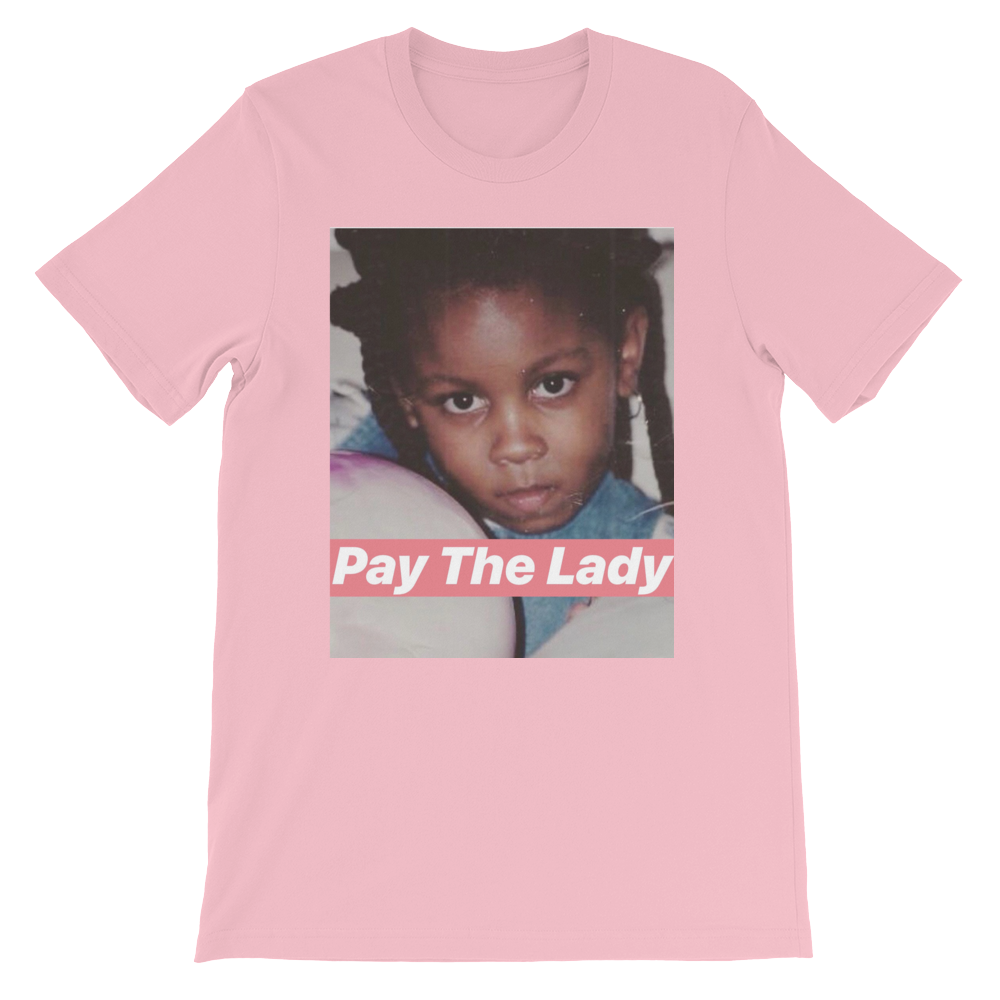 Young Queen - Pay The Lady Tee - Yatir Clothing