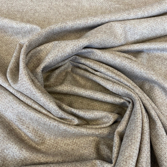 Wool and cashmere blend fabric