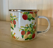 Load image into Gallery viewer, Pick a Posy Enamel Mugs