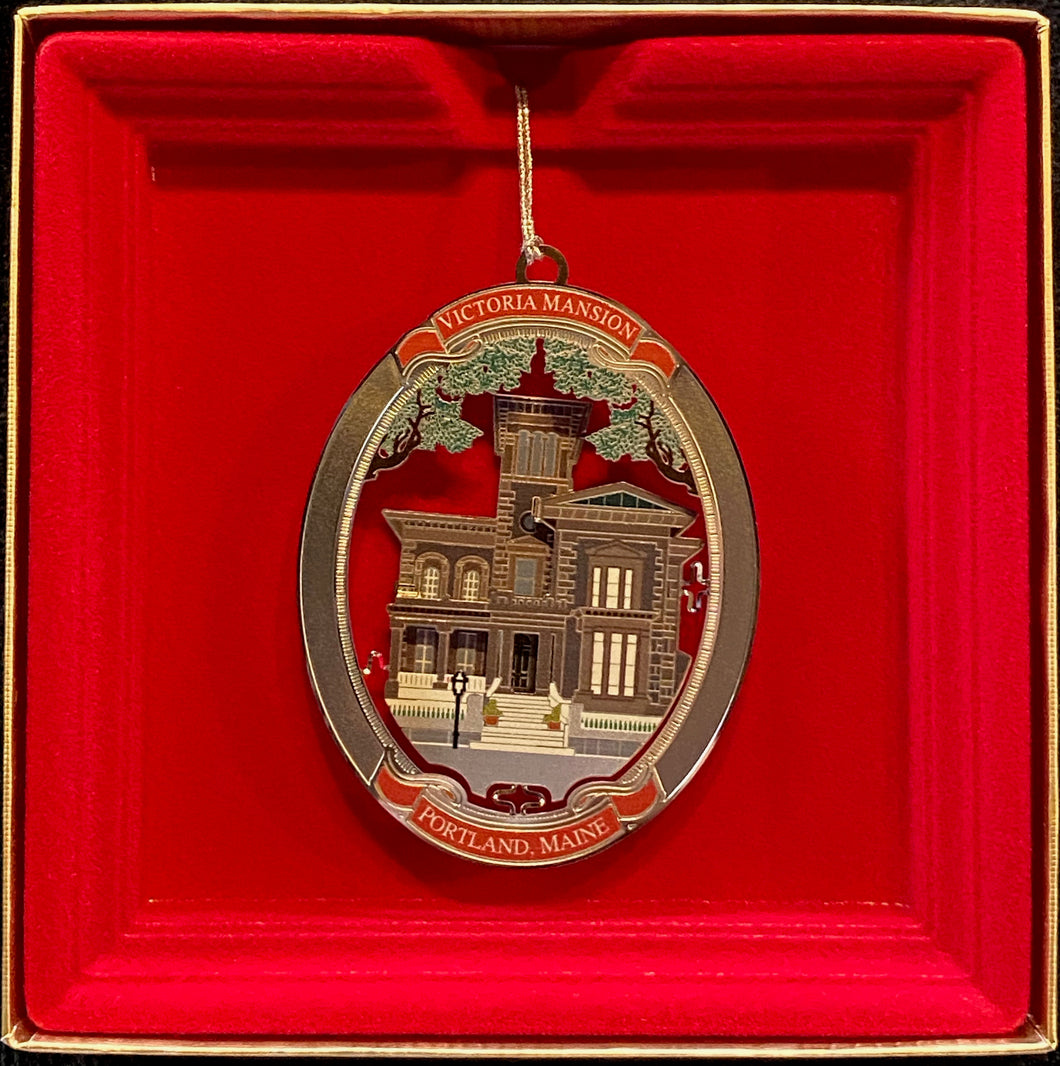 Victoria Mansion Ornament