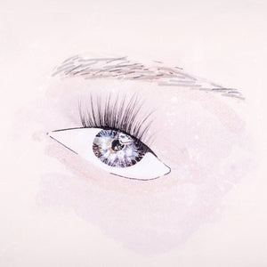Angel - Half lashes