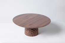 Load image into Gallery viewer, Walnut cake stand