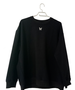 The Butterfly Effect Oversized Sweater