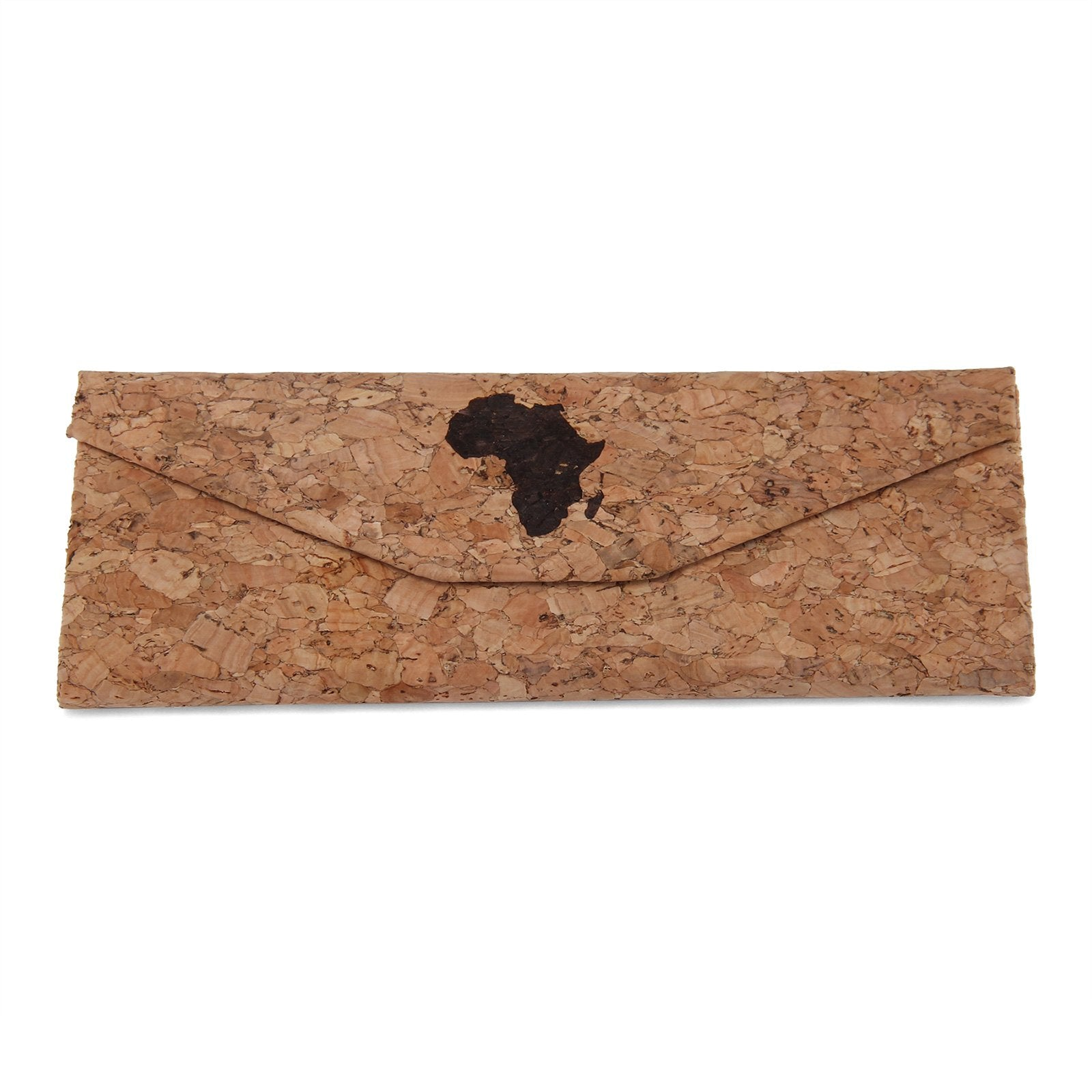 Recycled Wood Chip Case (Foldable) - Africa