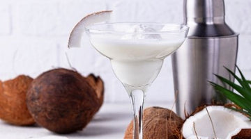 Coconut Margaritas? Yes please!