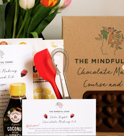 The Mindful Cook's chocolate kit