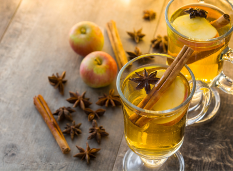 Mulled Drinks
