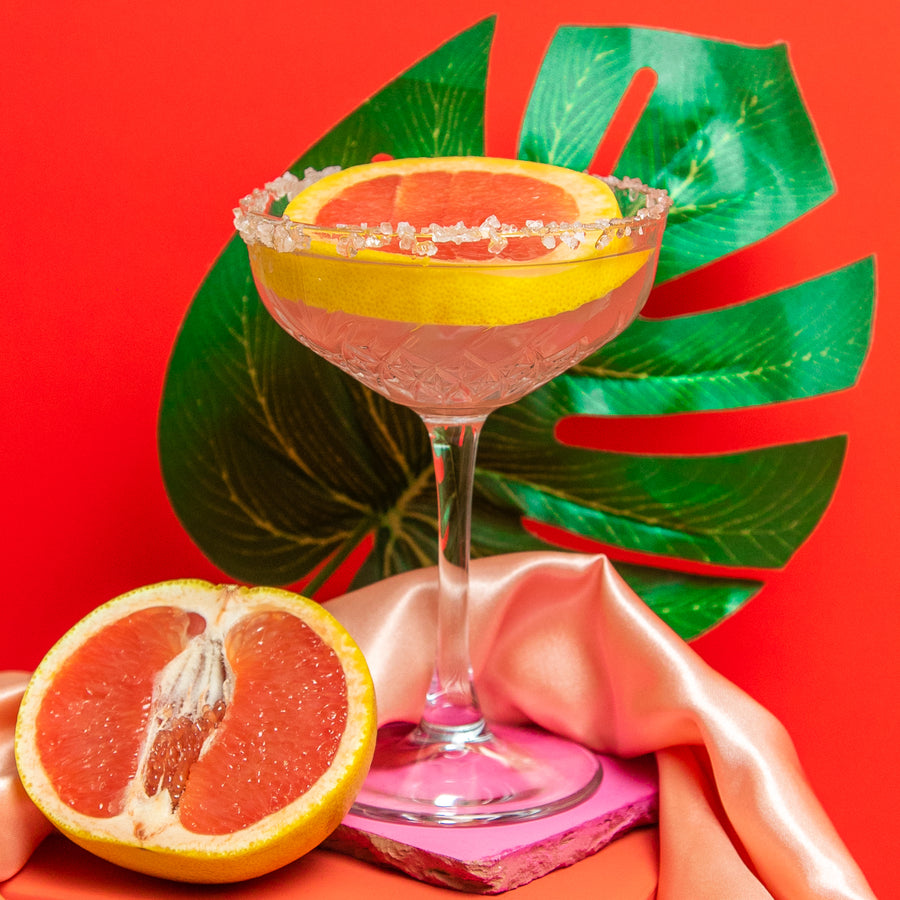 IWD2021 LIMITED EDITION 0% Grapefruit Margarita- 'Madonna'