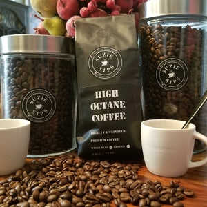 High Caffeine Coffee