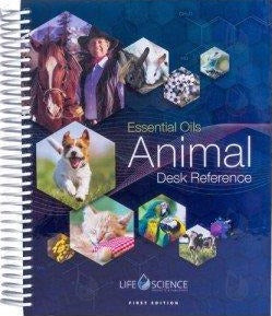 1st Edition Essential Oils Animal Desk Reference (English) - Life Science Publishing & Products Hong Kong and Asia