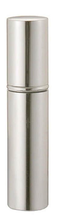 Atomizer With Silver Metal Shell
