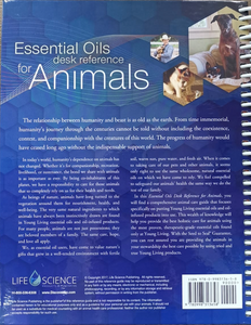 1st Edition Essential Oils Animal Desk Reference (English)