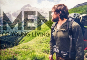 Men of Young Living Book