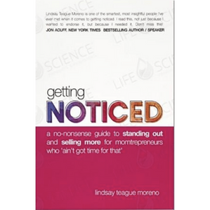 Getting Noticed 2nd Edition (English) - Discover Health & Lifestyle Asia