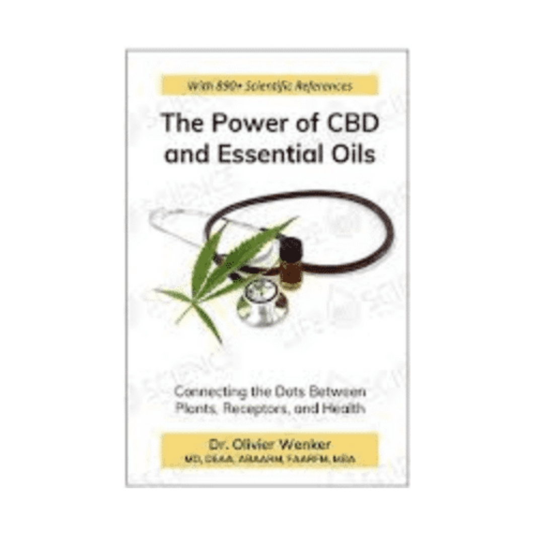 The Power of CBD and Essential Oils (English) - Discover Health & Lifestyle Asia