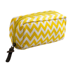 AromaGo Chevron 6 x 15-ml AND 2 x 5-ml Case (Yellow)