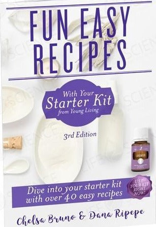 Fun Easy Recipes 3rd Edition - Life Science Publishing & Products Hong Kong and Asia