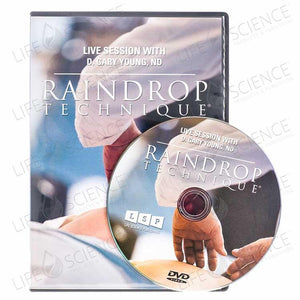 Raindrop DVD - D. Gary Young, ND - Discover Health & Lifestyle Asia