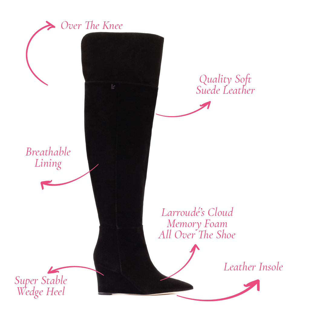 MEET THE EMILY OVER THE KNEE