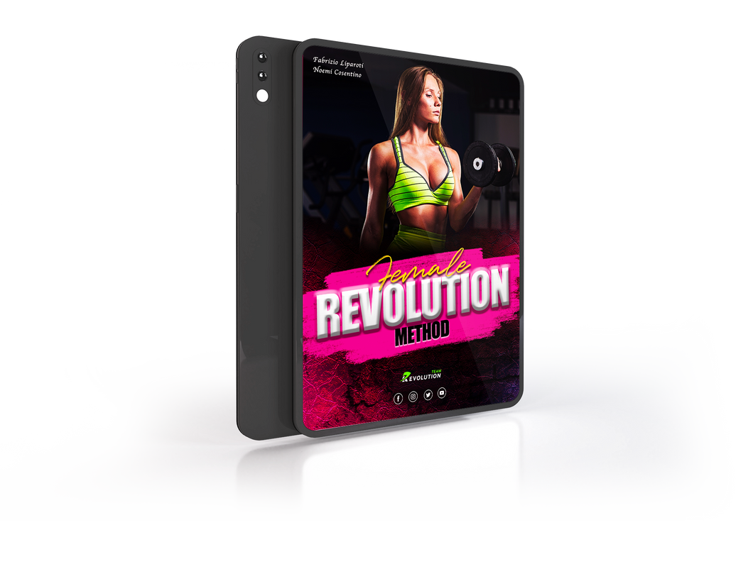 EBOOK -  Female Revolution method