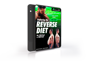 EBOOK - Reverse Diet MALE Guide