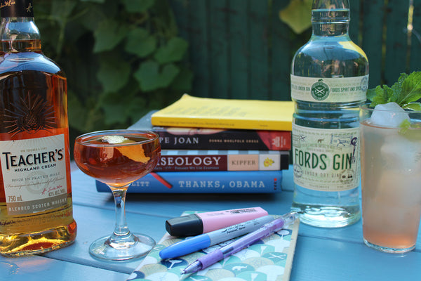 Learned Libations: A Back to School Special