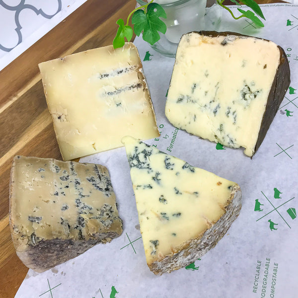 Breaking The Mold: 4 Blue Cheeses For Moldy Cheese Day