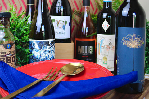 Wine Pairings for Any Barbecue