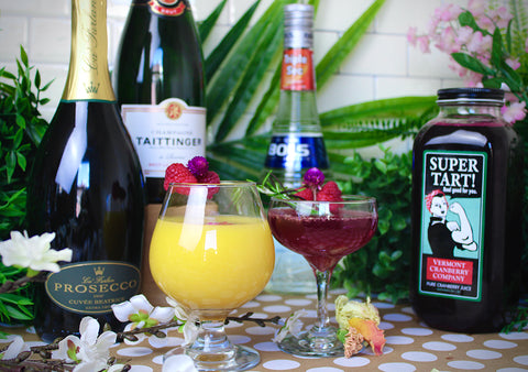 Baby Got Brunch! Mimosa Variations to Explore