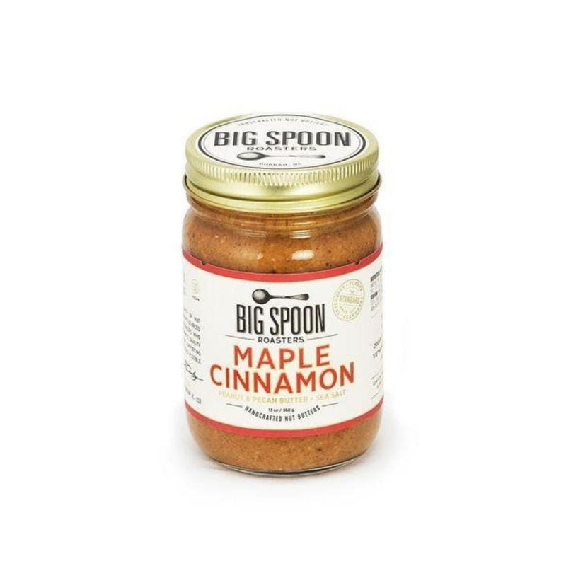 Big Spoon Roasters Maple Cinnamon Peanut Butter