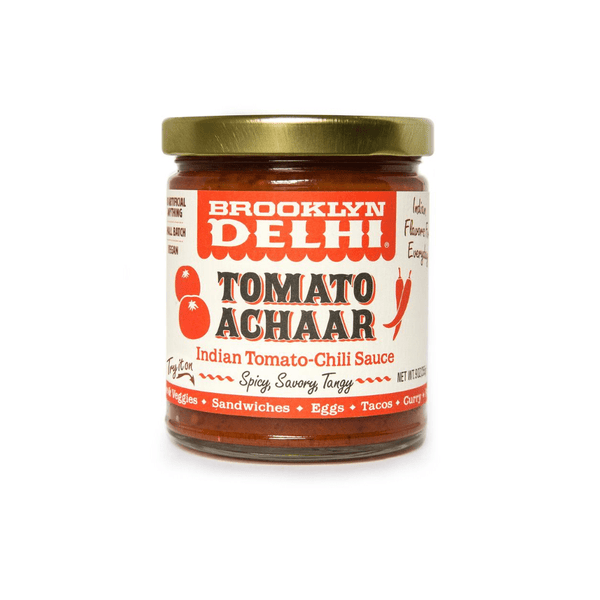 Brooklyn Delhi Tomato Achaar 9oz. jar