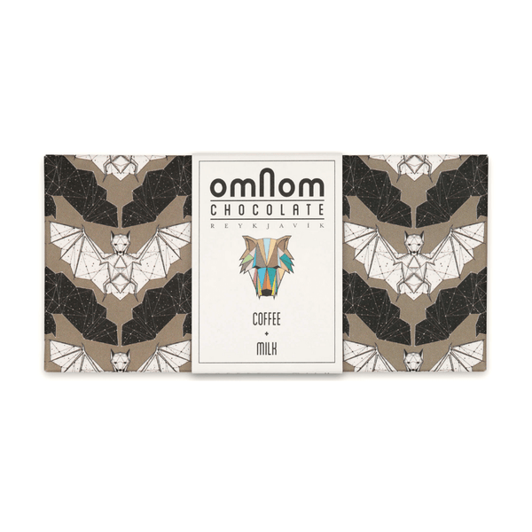 Omnom Coffee + Milk 2.1oz. bar