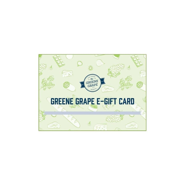 Greene Grape E-Gift Card