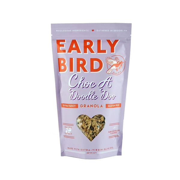 Early Bird ChocADoodleDoo Granola 12oz. bag