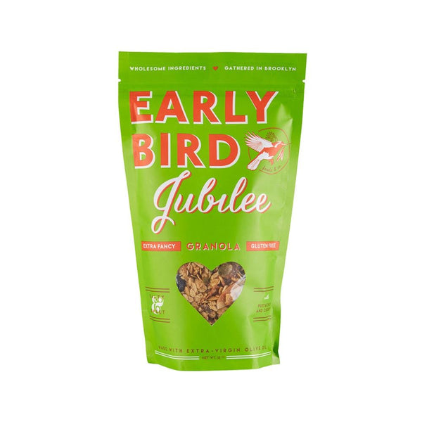 Early Bird Jubilee Granola 12oz. bag