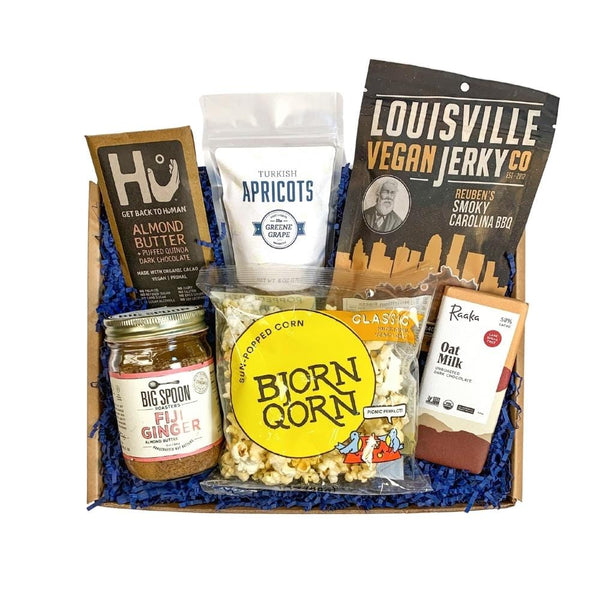 Vegan's Delight Gift Basket