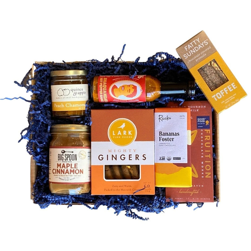 The Leaf Peeper Limited-Edition Gift Basket