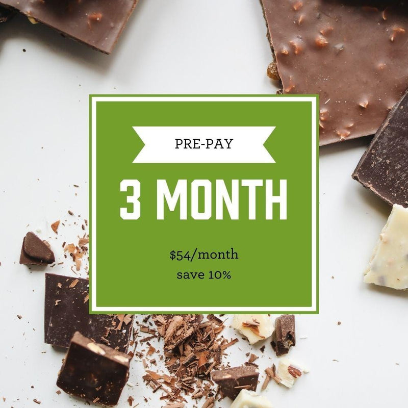 Chocolate Club - 3 Months