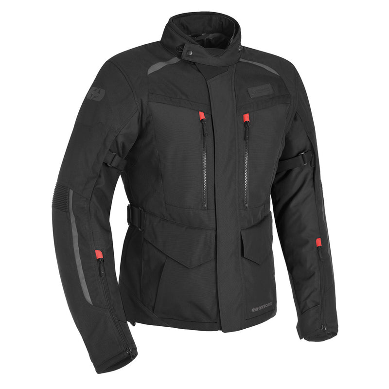 Oxford Continental Advanced Jacket Tech Black