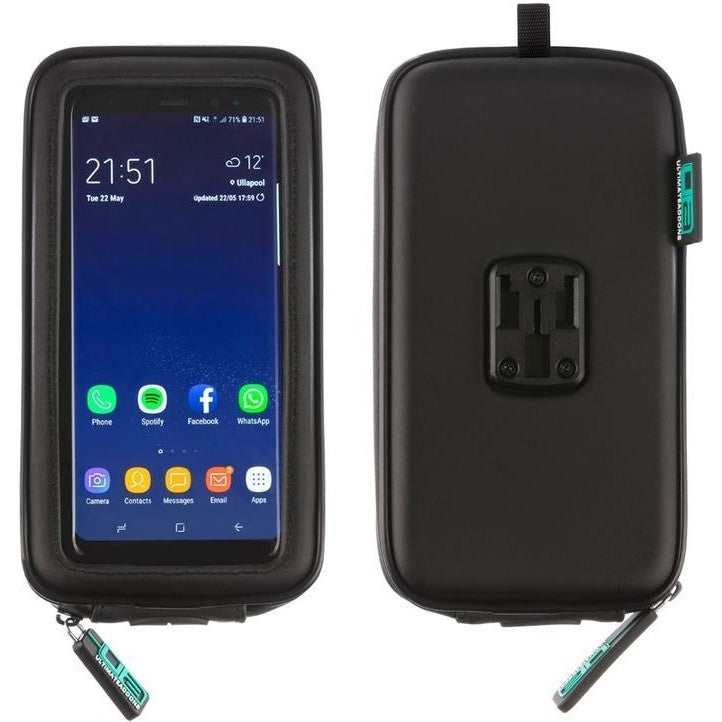 ULTIMATEADDONS UNIVERSAL CASE FITS SMARTPHONES UP TO 6.3""